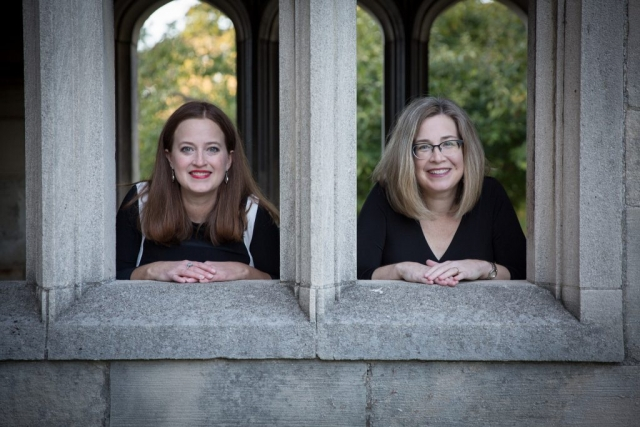 Corinne & Alaine - Piano & Organ Duo