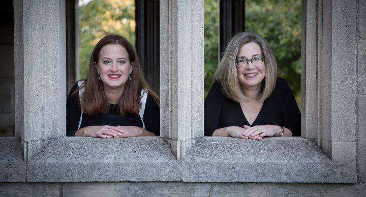Corinne & Alaine - Piano & Organ Duo