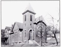 Aspinwall Evangelical Lutheran Church - Exterior