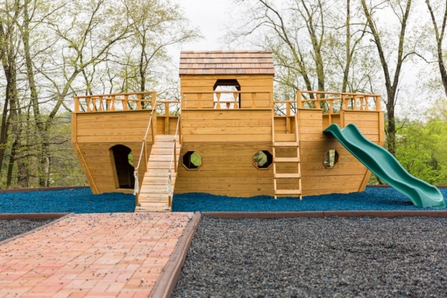 Playground Ark - GSLC of Fox Chapel