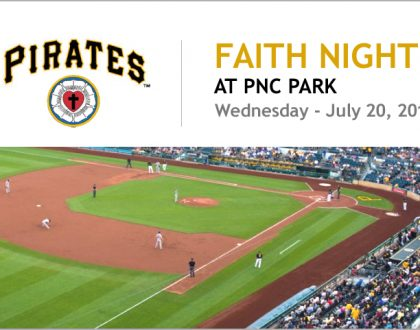 Pirates Faith Night 2016
