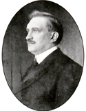Reverend W.R. Goff (1923-1926)