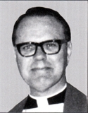 Reverend William S. Hesselgrave (1968-1972)