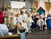 Save the Date: Children's Christmas Pageant & Hors d'oeuvres - Sunday, Dec. 16, 10:30 a.m.