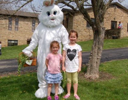 View Photos from the 2017 Easter Egg Hunt at GSLC