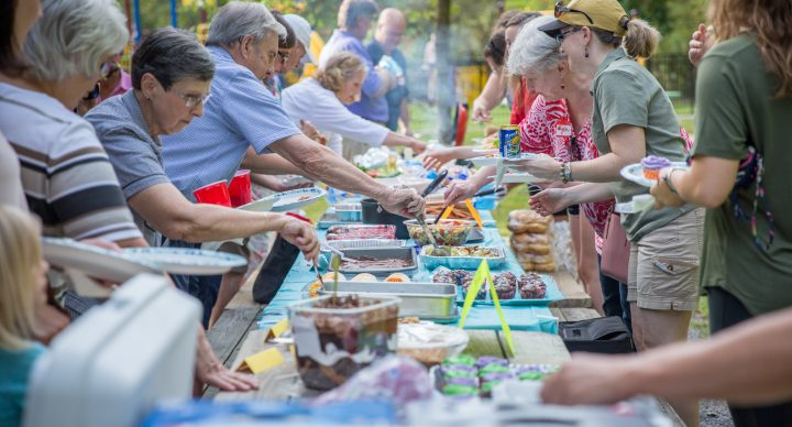 View Photos from the Annual Church Picnic on Sep. 22, 2017