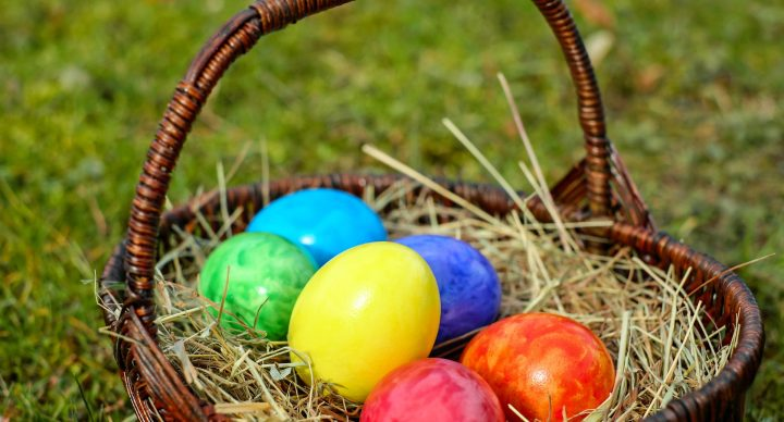 Fill Easter Baskets for Children in Partnership with the Food Bank