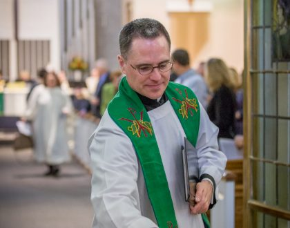 Pastor Rike's Message - September 2018