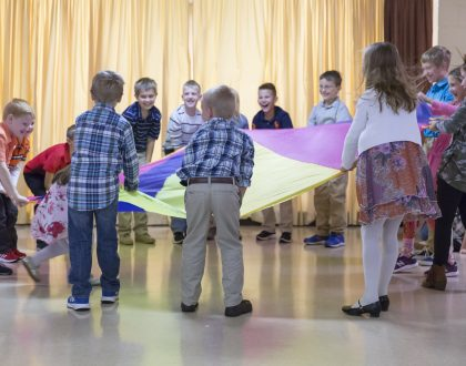 View Photos from the First Day of Sunday School (Rally Day) 2018