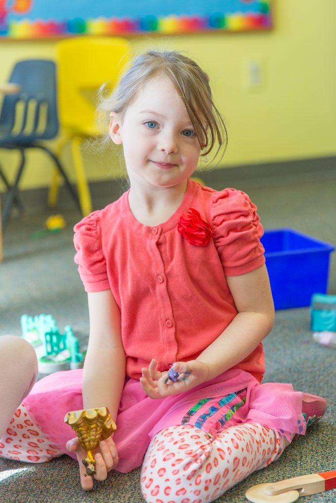 GSLC Preschool - Four's Class