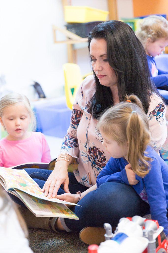 GSLC Preschool - Three's Class