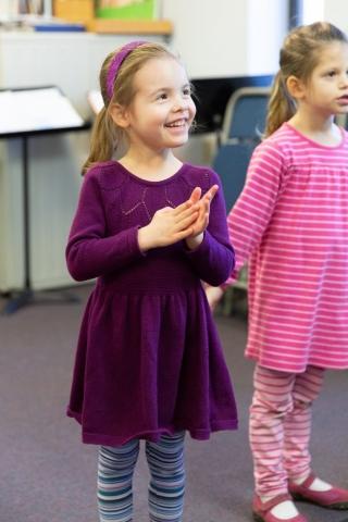 Music at Good Shepherd Preschool