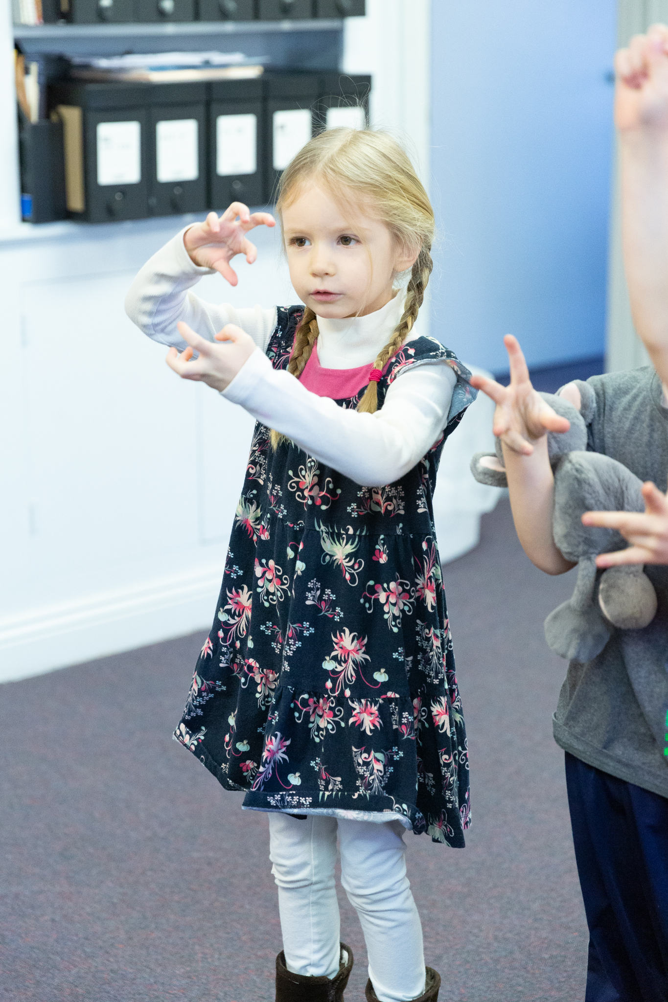Music at Good Shepherd Preschool