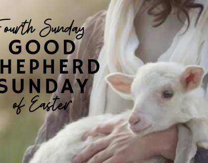 Good Shepherd Sunday At-Home Service for May 3