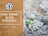 Third Sunday After Pentecost At-Home Service for June 21