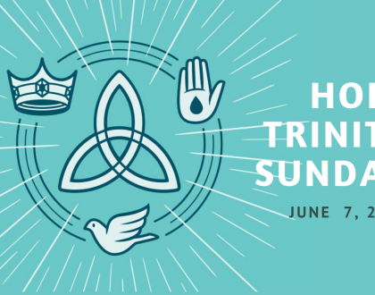 Holy Trinity Sunday At-Home Service for June 7