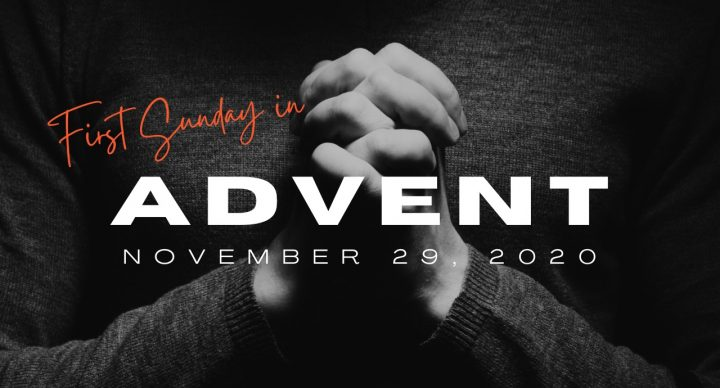 First Sunday in Advent At-Home Service for Nov 29