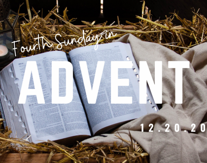 Fourth Sunday in Advent